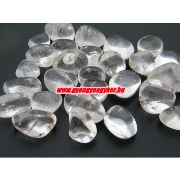Hegyikristály ásvány marokkő. 100 gramm/csomag.