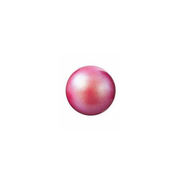 Preciosa gyöngy. 6mm. Pearlescent red.