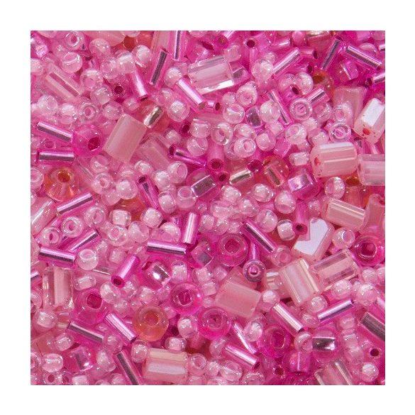 Preciosa rózsaszín mix.  50g/csomag.