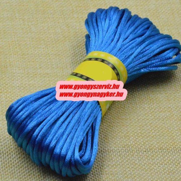 Poliészter fonal. 2.5mm. Kék. 10m/db.