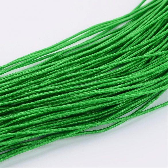 Kalapgumi. 1mm. Zöld. 27m/csomag.