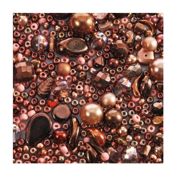 Preciosa bronz mix. 50g/csomag.