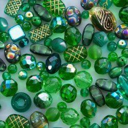 Preciosa zöld mix.  50g/csomag.