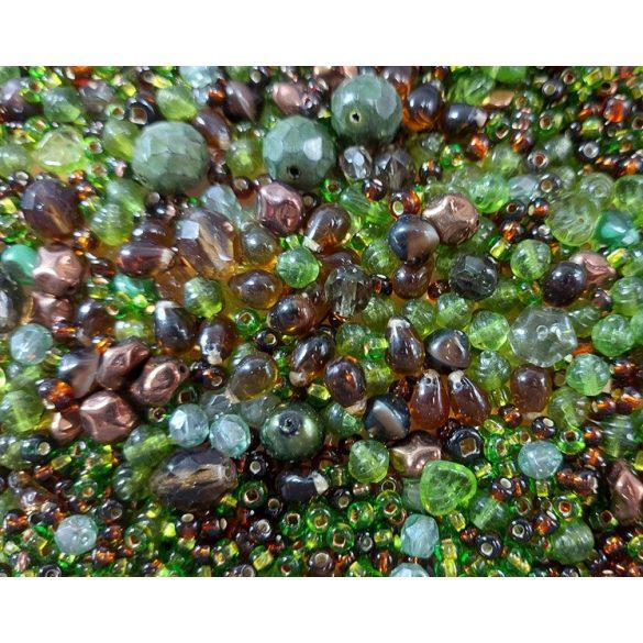 Preciosa bronzos erdei mix. 50g/csomag.
