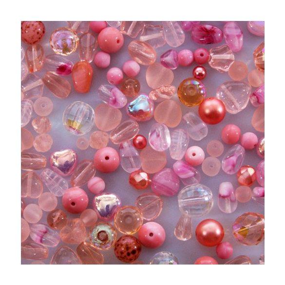 Preciosa pink mix. 50g/csomag.