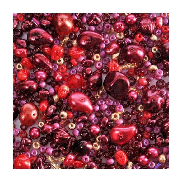 Preciosa vörös mix. 50g/csomag.