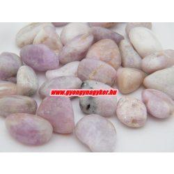 Kunzit ásvány marokkő. 100 gramm/csomag.