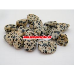 Dalmatínerkő ásvány marokkö. 100 gramm/csomag.