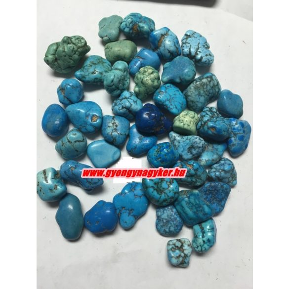 Türkenit ásvány marokkő. 100 gramm/csomag.