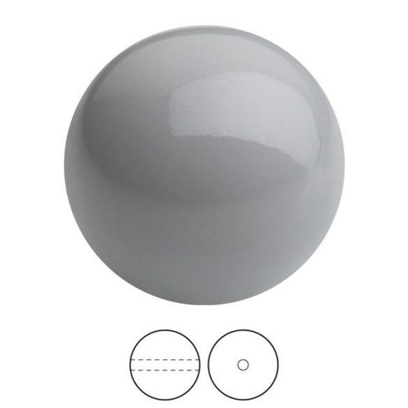 Preciosa gyöngy. 6mm. Ceramic gray.