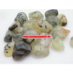 Prehnit ásvány marokkő. 100 gramm/csomag.