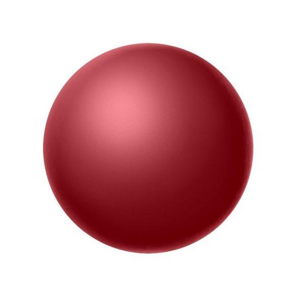 Preciosa gyöngy. 6mm. Cranberry.