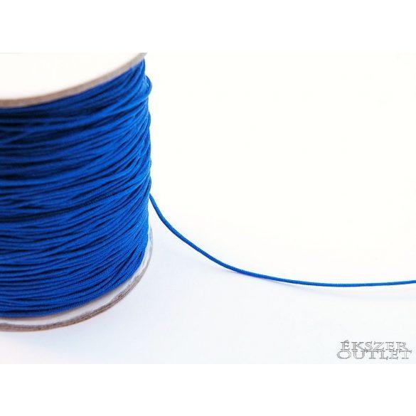Shamballa fonal. 0.8mm. Király kék.   90m/db.