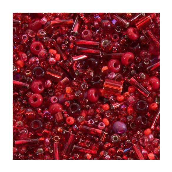 Preciosa piros mix. 50g/csomag.